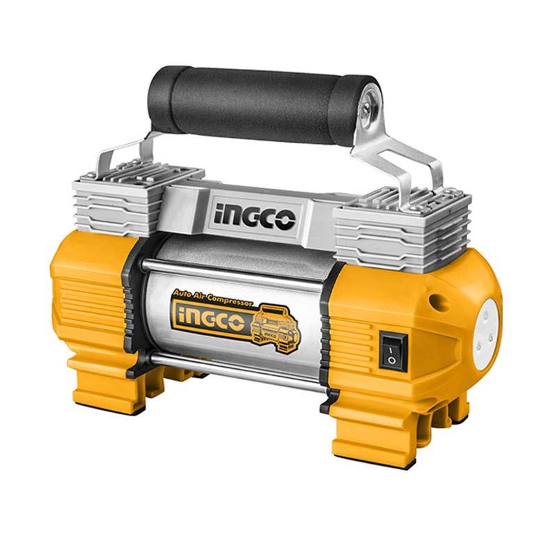 Mini Compresseur de gonflage 12V INGCO - AAC2508