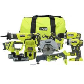 Pack de plusieurs outils électroportatifs