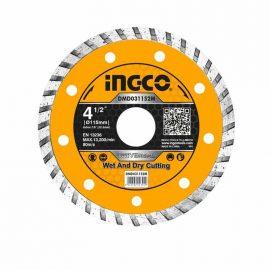 Disque Diamant 115mm INGCO – DMD031152M