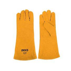 Gants en cuir 10.5'' INGCO – HGVW01
