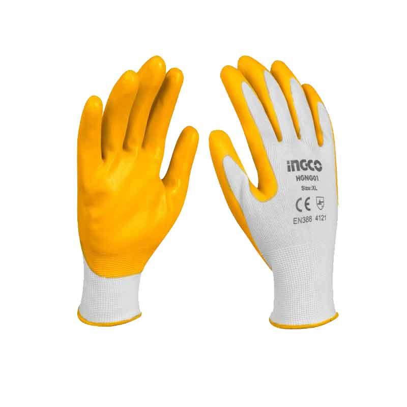 Gants de protection Latex INGCO – HGNG01