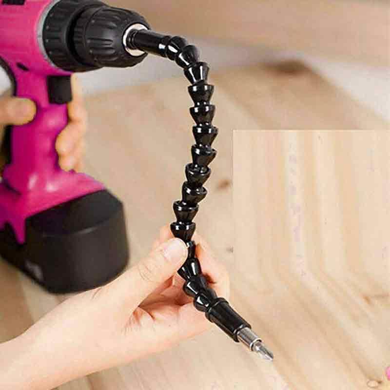Accessoires de tournevis flexible 11pcs