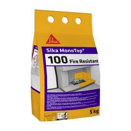 Mortier résistant au feu SIKA MonoTop 100-5 kg