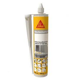Résine époxydique de scellement SIKA Anchorfix-3 -250ml
