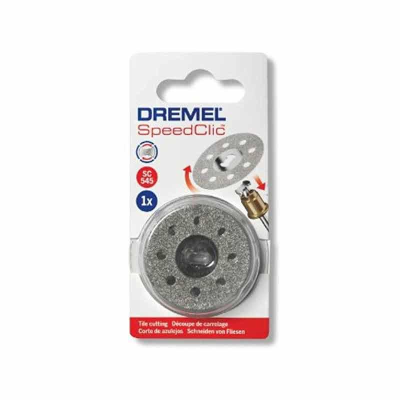 Disque Diamant DREMEL EZ Speedclic SC545