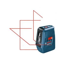 Laser Lignes BOSCH GLL3X