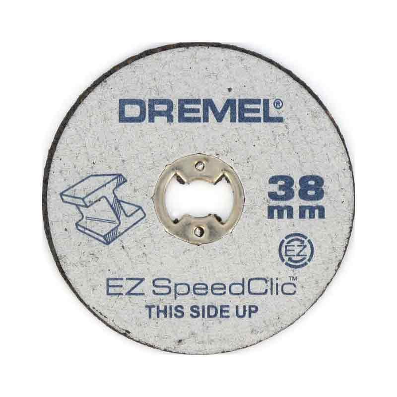 Pack de 5Disque Métal DREMEL EZ Speedclic SC456