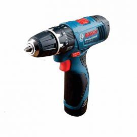 Perceuse-Visseuse 12V Lithium-ion Double Batteries  BOSCH GSB 120-LI Professionnel