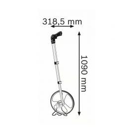 Roue de mesure Bosch GWM 32 Professionnel