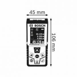 Télémètre Laser 80m Bosch GLM50C Professional