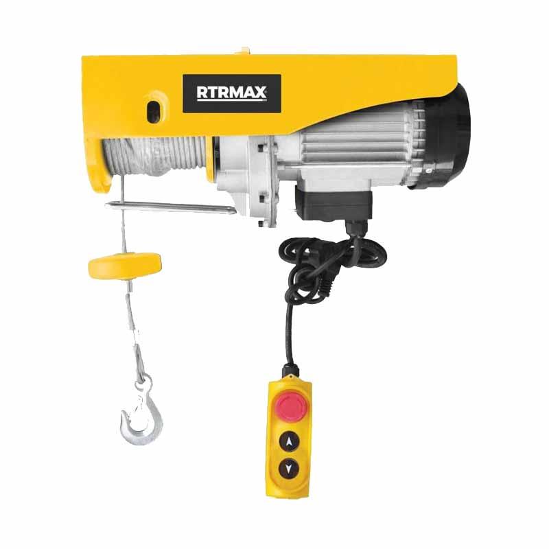 Palan électrique à chaîne 250KG RTM425 RTRMAX