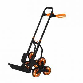 Chariot de transport pliable pour escaliers 150 kg