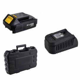 Perceuse-Visseuse 18V double batterie LI-ION RTX1815 RTRMAX