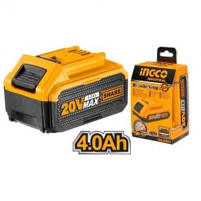 Batterie au lithium 20V / 2.Ah INGCO- FBLI2001