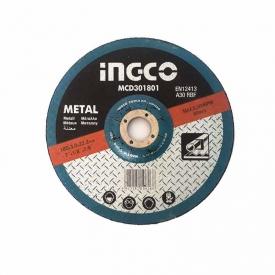 Disque Métal 180 mm INGCO MCD301801
