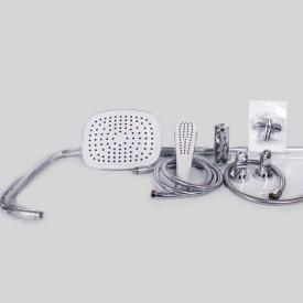 Ensemble de douche supérieure en plastique ABS LY-812/S