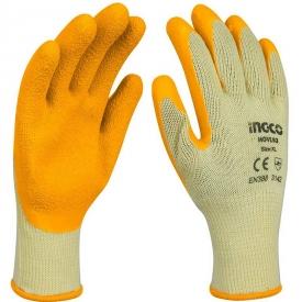 Gants en latex INGCO – HGVL03