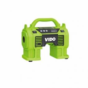 Mini compresseur de gonflage 12V WIDO-WD050511211