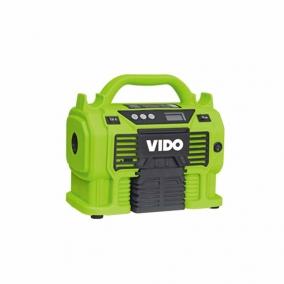 Mini compresseur de gonflage 12V WIDO-WD050521211