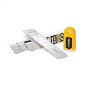 Pack de 10 lames pour Couteau SGS-SGS164