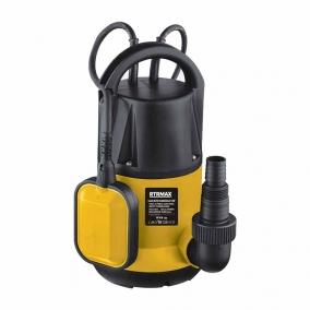 Pompe Vide-Cave 400W pour eau propre RTM814 RTRMAX