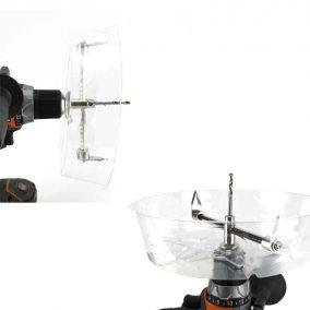 Système-de-forage-réglable-avecseau-Plastique