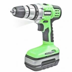 Visseuse sans fil avec une seule batterie 14.4 V WIDO-WD040210144